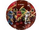 Lego Ninjago szülinapi ünnepség - party díszítés