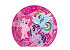 Én kicsi pónim / My litlle pony szülinapi ünnepség - party díszítés