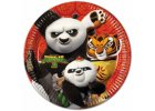 Kung Fu Panda szülinapi ünnepség - party díszítés