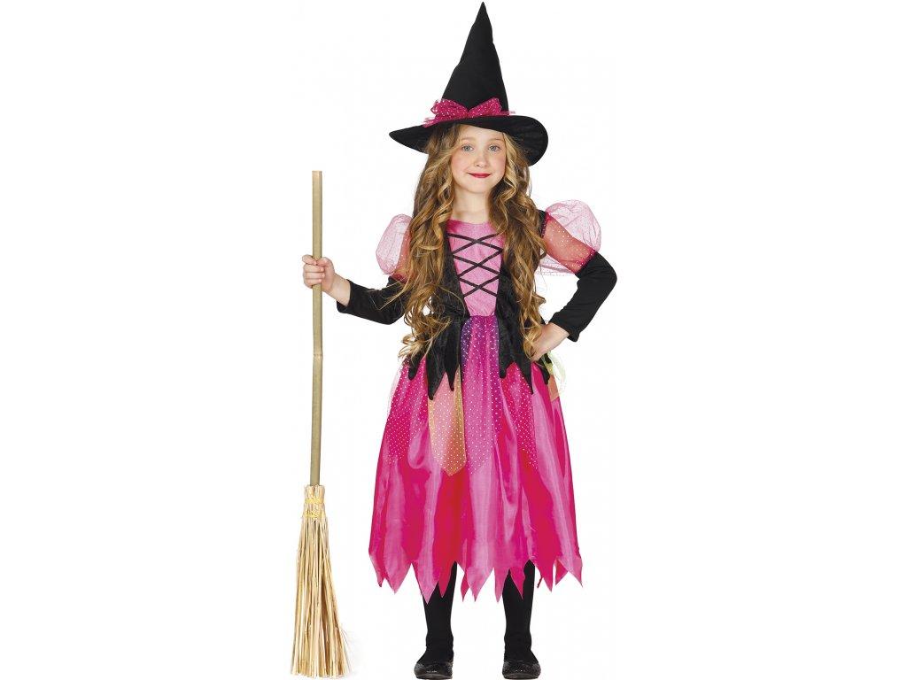 Gyermek jelmez - Rózsaszín boszorkány