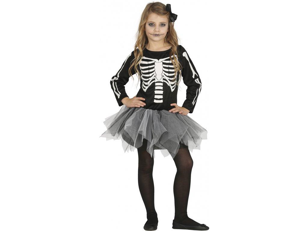 Gyermek jelmez - TUTU csontváz