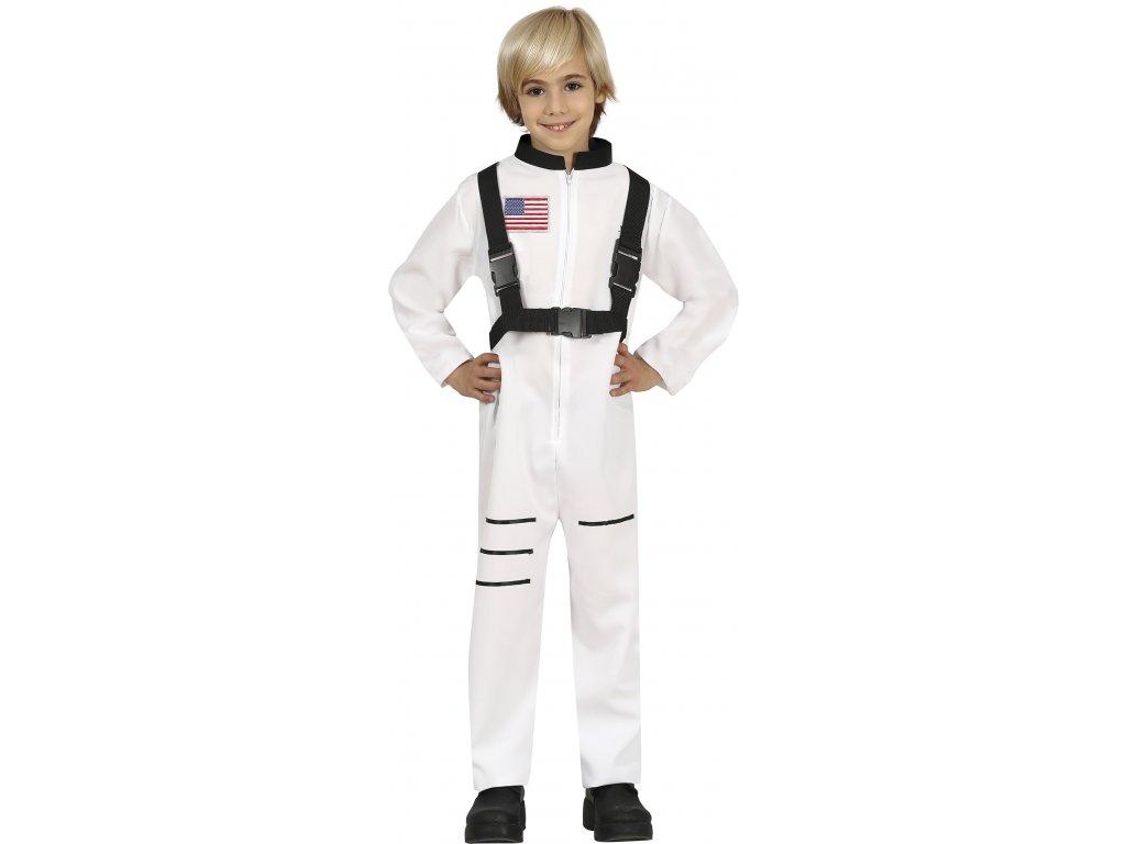 Kostým astronaut detský