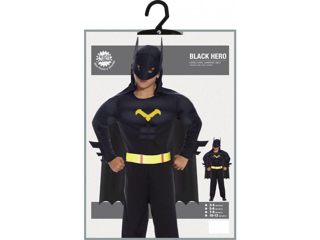 Gyermek jelmez - Batman