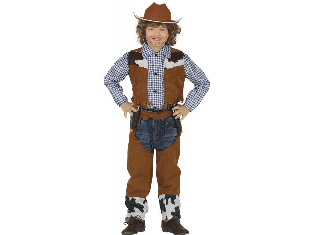Kostym kowboj