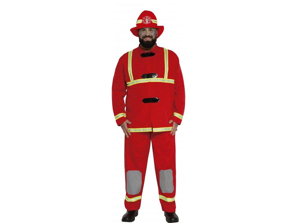 Kostým hasiča (Méret - felnőtt L)