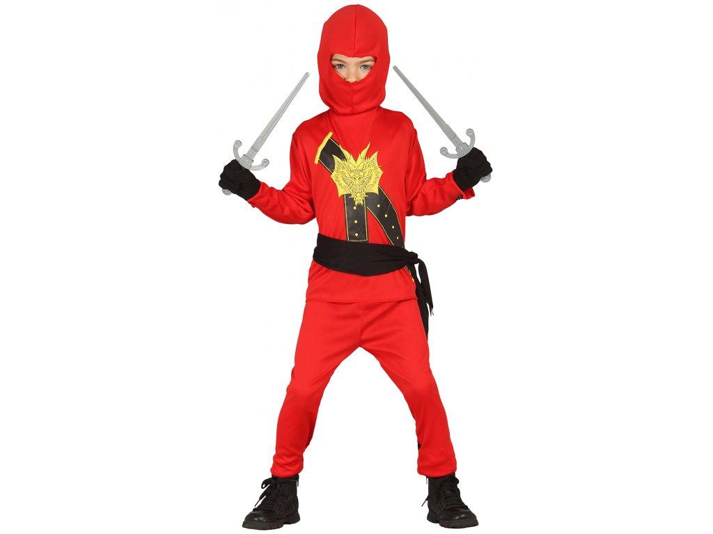 Gyermek jelmez - ninja