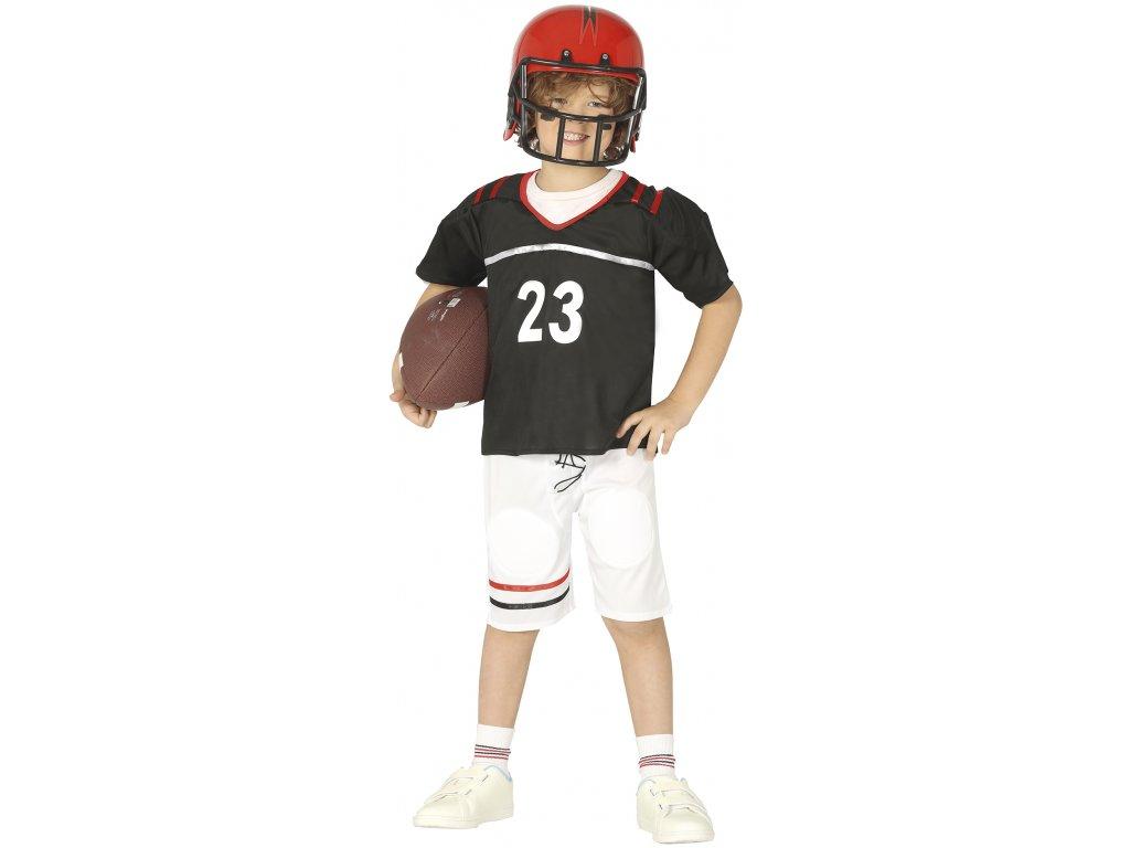 Gyermek jelmez - quarterback