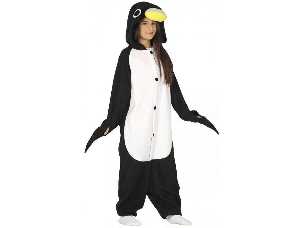 Gyermek jelmez - pingvin