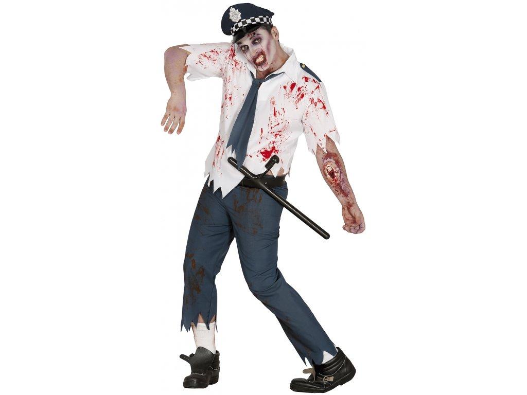 Jelmez - zombi rendőr