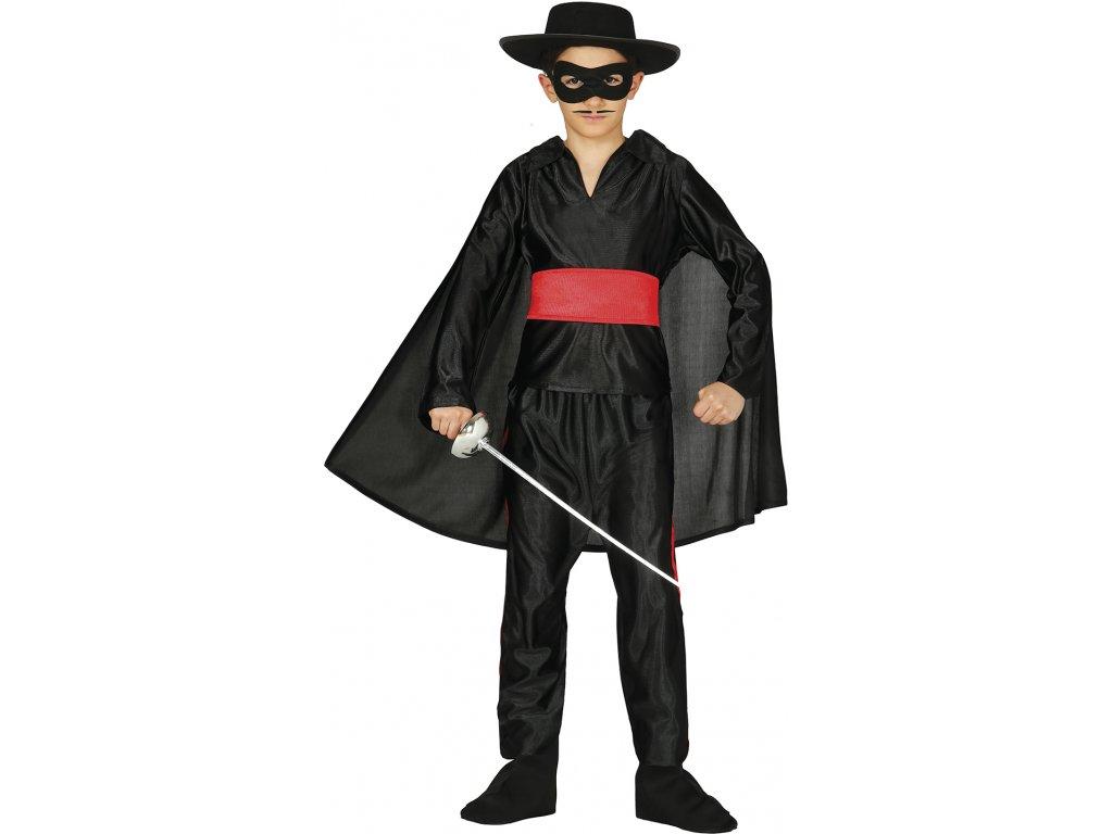 Gyermek jelmez - Zorro