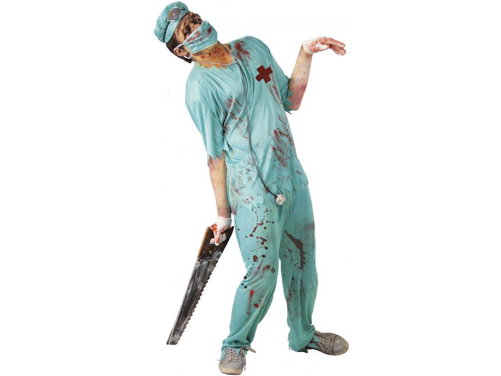 Jelmez - zombi sebész
