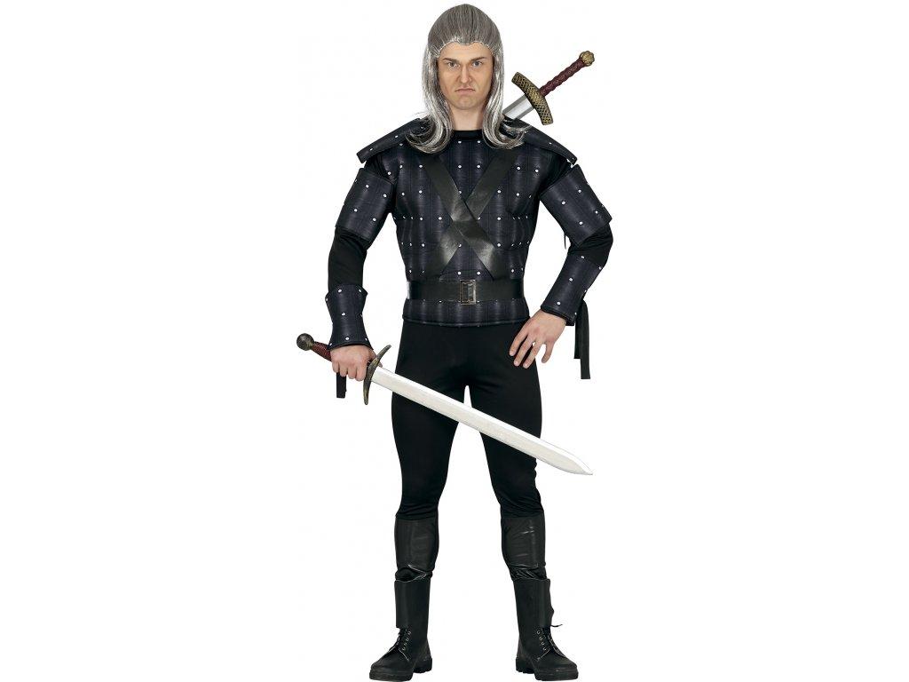 Kostým Geralt of Rivia - The Witcher (Méret - felnőtt M)