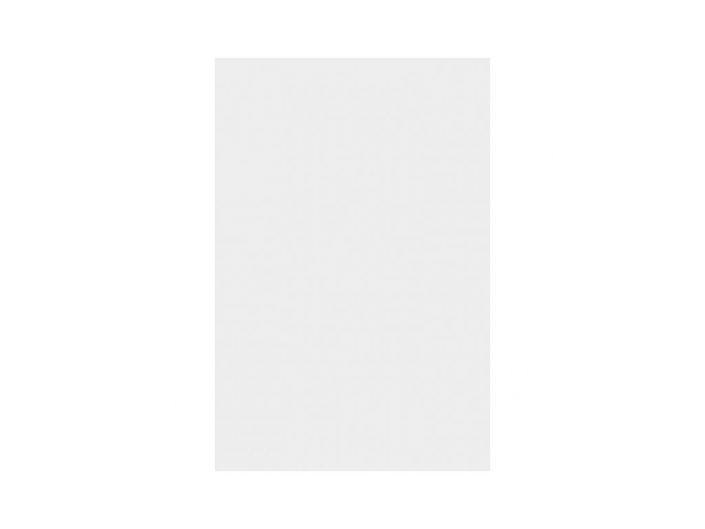 Abrosz - műanyag, fehér 137 x 274 cm
