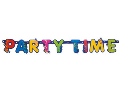 Banner - Party Time