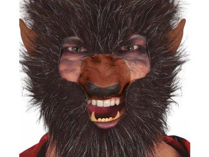 Farkasember fogak