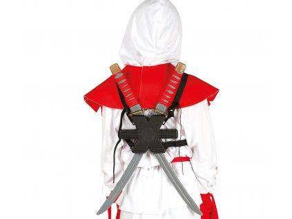 31034 samurajske mece 55 cm