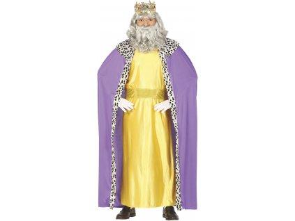 Pánsky kostým - Kráľ (Méret - felnőtt L)