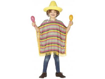 Gyerek poncho