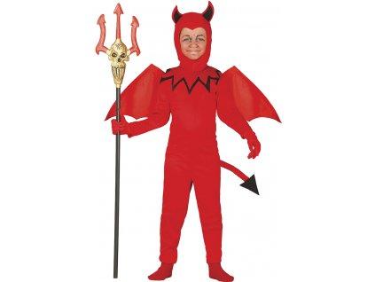 Gyermek jelmez - Ördög
