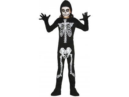 Gyermek jelmez - Csontváz