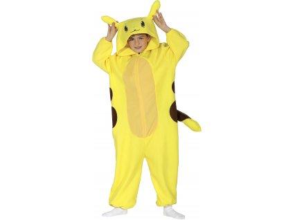 disfraz pikachu nino