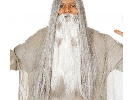 Extra hosszú szakáll - Gandalf