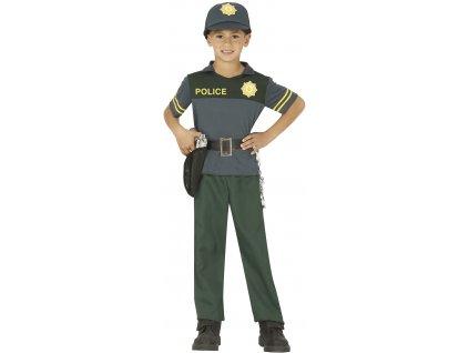 Gyermek jelmez – Rendőr