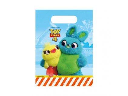Party táska - Toy Story 4 ( 6db )