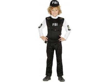Gyermek jelmez - FBI ügynök