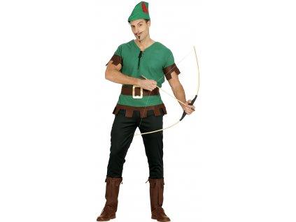 Kostým Petra Pana (Méret - felnőtt L)