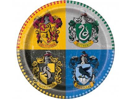 Tányérok Harry Potter 23 cm