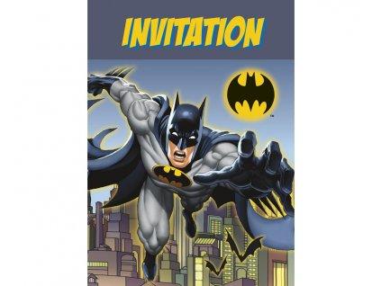 Meghívók Batman 8 db