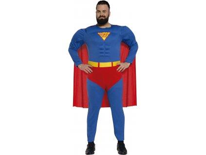 Kostým super hrdina