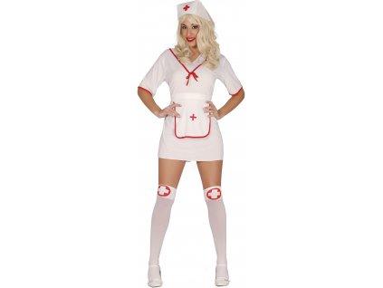 Kostým zdravotnej sestričky (Veľkosti L)