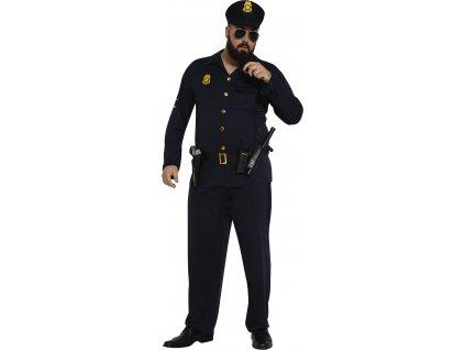 Policajt (Méret - felnőtt L)