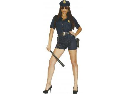 Jelmez - szexi rendőrlány