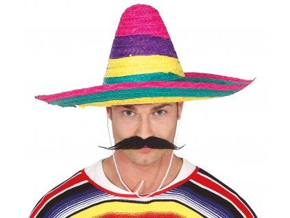 Sombrero - színes 50 cm