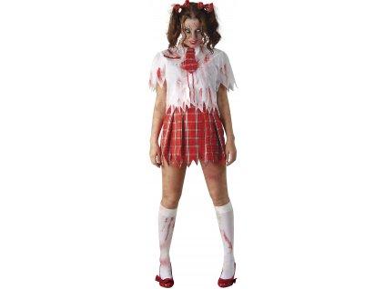 Zombie študentka (Veľkosti M)
