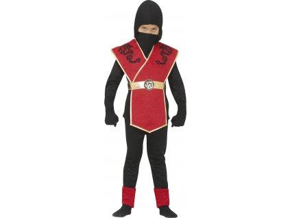 Detský kostým - Ninja (Méret - gyermek M)
