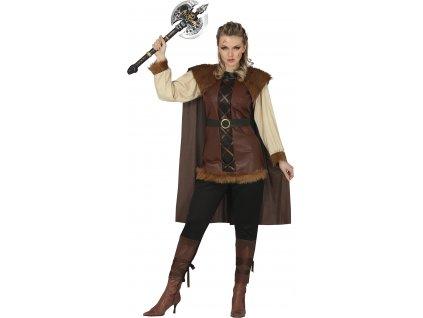 Kostým - Viking žena (Méret - felnőtt M)