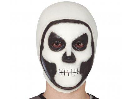 46187 latexova maska kostra