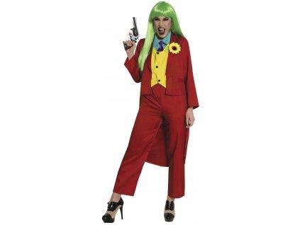 Női jelmez - Joker