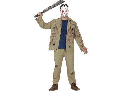 Pánsky kostým - Jason (Méret - felnőtt M)