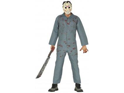 Pánsky kostým - Jason Voorhees (Méret - felnőtt M)