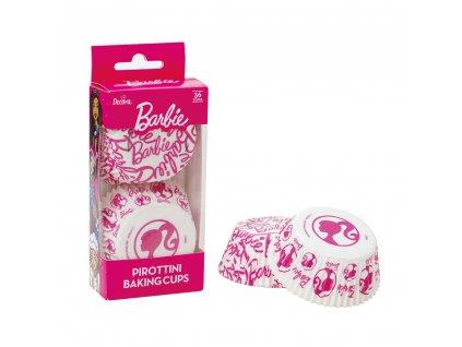 Muffin kosarak - Barbie 36 db