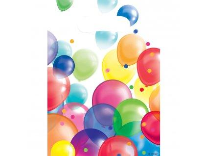 58152 darcekove tasky pastelove balony 8 ks