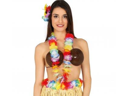 59898 havajsky veniec viacfarebny