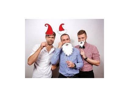 Kellékek fényképezéshez - Santa