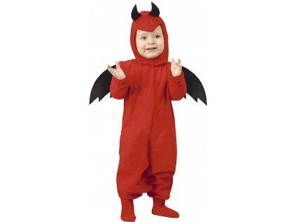 Gyermek jelmez - kis ördög
