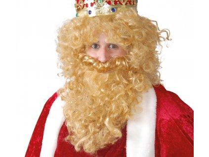 Szőke paróka és Király szakáll